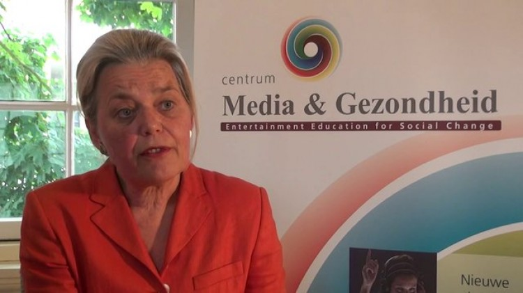 Interview with Martine Bouman, Center for Media & Health